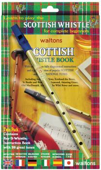 Learn to Play the Scottish Penny Whistle for Complete Beginners: Twin  (HL-00634112)