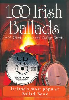 100 Irish Ballads - Volume 1: Ireland's Most Popular Ballad Book (HL-00634189)