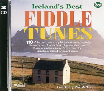 110 Irish Fiddle Tunes - Volume 2 (with Guitar Chords) (HL-00634192)