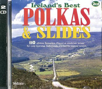 110 Ireland's Best Polkas & Slides (with Guitar Chords) (HL-00634194)