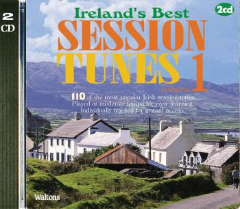 110 Ireland's Best Session Tunes - Volume 1 (with Guitar Chords) (HL-00634196)