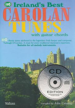 110 Ireland's Best Carolan Tunes (with Guitar Chords) (HL-00634202)