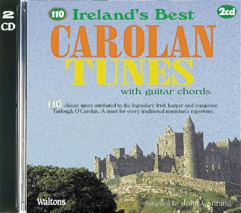 110 Ireland's Best Carolan Tunes (with Guitar Chords) (HL-00634203)