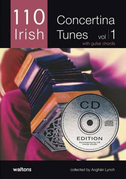 110 Irish Concertina Tunes (with Guitar Chords) (HL-00634208)