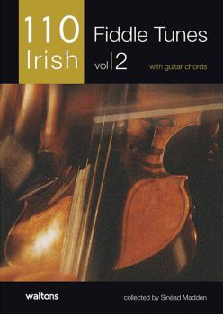 110 Irish Fiddle Tunes - Volume 2 (with Guitar Chords) (HL-00634209)