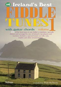 110 Ireland's Best Fiddle Tunes - Volume 1 (with Guitar Chords) (HL-00634212)