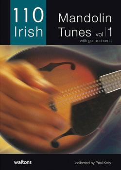 110 Irish Mandolin Tunes (with Guitar Chords) (HL-00634226)