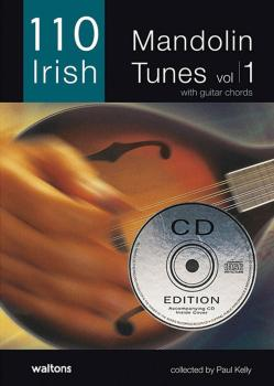 110 Irish Mandolin Tunes (with Guitar Chords) (HL-00634227)