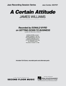A Certain Attitude (Sextet) (HL-00000616)