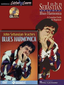John Sebastian - Harmonica Bundle Pack: John Sebastian Teaches Blues H (HL-00642058)