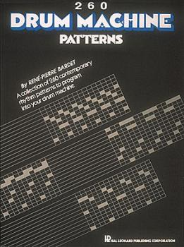 260 Drum Machine Patterns (HL-00657371)