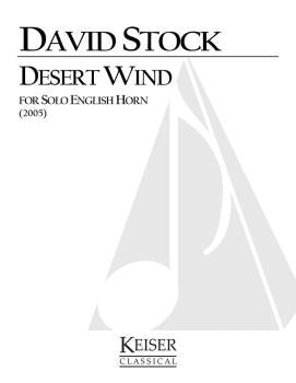 Desert Wind for Solo English Horn (HL-00042436)