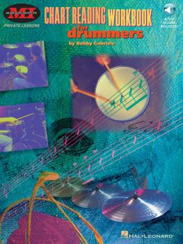 Chart Reading Workbook for Drummers (HL-00695129)