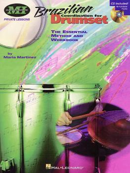 Brazilian Coordination for Drumset: The Essential Method and Workbook (HL-00695284)