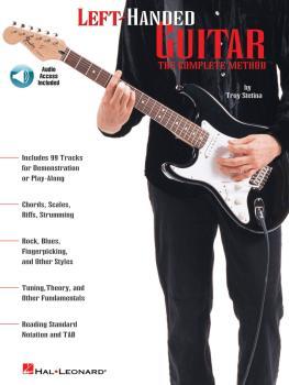 Left-Handed Guitar (The Complete Method) (HL-00695630)