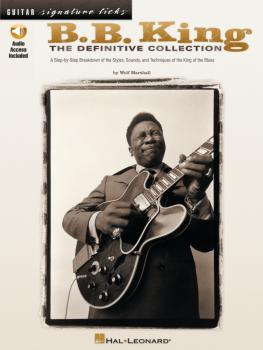 B.B. King - The Definitive Collection (HL-00695635)