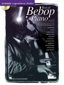 Best of Bebop Piano: Keyboard Signature Licks (HL-00695734)