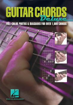Guitar Chords Deluxe: Full-Color Photos & Diagrams for Over 1,600 Chor (HL-00695825)