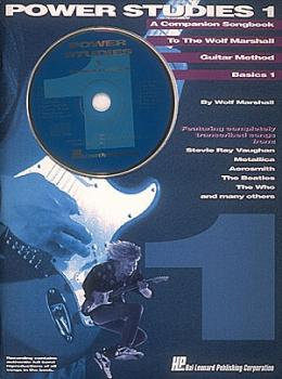 The Wolf Marshall Guitar Method (HL-00697258)
