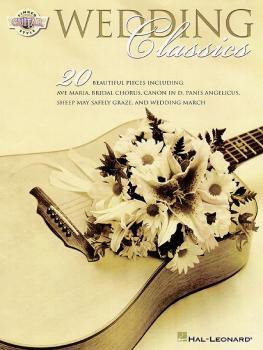 Wedding Classics (Fingerstyle Guitar) (HL-00699185)