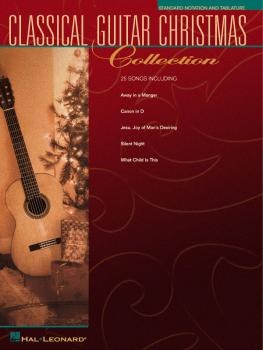 Classical Guitar Christmas Collection (Guitar Solo) (HL-00699493)