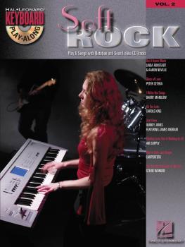 Soft Rock: Keyboard Play-Along Volume 2 (HL-00699876)