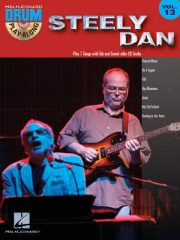 13. Steely Dan: Drum Play-Along Volume 13 (HL-00700202)