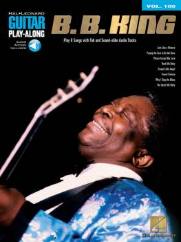B.B. King: Guitar Play-Along Volume 100 (HL-00700466)