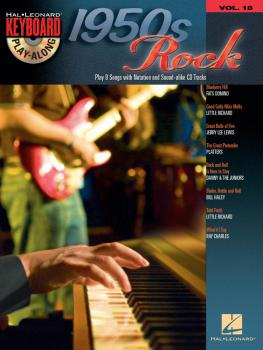 1950s Rock: Keyboard Play-Along Volume 18 (HL-00700934)