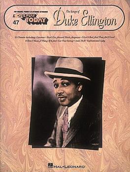 Duke Ellington - American Composer: E-Z Play Today Volume 47 (HL-00100007)