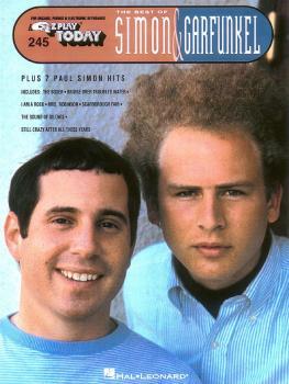 Best of Simon & Garfunkel: E-Z Play Today Volume 245 (HL-00100041)