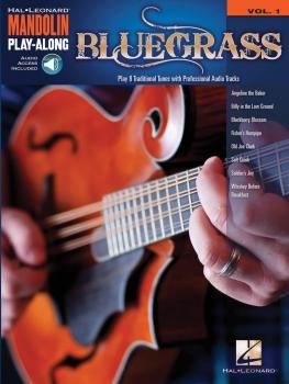 Bluegrass: Mandolin Play-Along Volume 1 (HL-00702517)