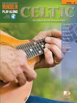 Celtic: Mandolin Play-Along Volume 2 (HL-00702518)