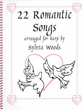 22 Romantic Songs for the Harp (HL-00720001)