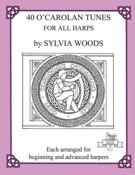 40 O'Carolan Tunes for All Harps (HL-00720640)