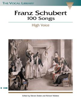 Franz Schubert - 100 Songs (The Vocal Library) (HL-00740027)