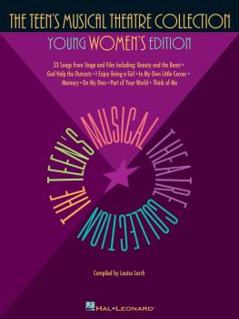 The Teen's Musical Theatre Collection: Young Women's Edition (HL-00740077)