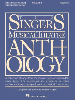 The Singer's Musical Theatre Anthology - Volume 3 (Soprano Book Only) (HL-00740122)