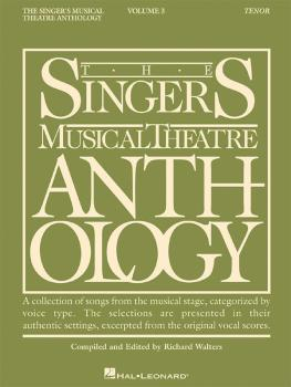 The Singer's Musical Theatre Anthology - Volume 3 (Tenor Book Only) (HL-00740124)