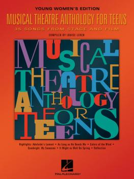 Musical Theatre Anthology for Teens: Young Women's Edition (HL-00740157)
