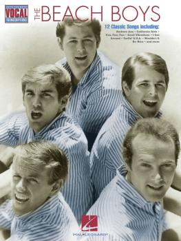 The Beach Boys: Note-for-Note Vocal Transcriptions (HL-00740178)