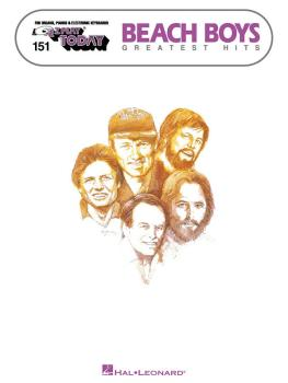 Beach Boys - Greatest Hits: E-Z Play Today Volume 151 (HL-00100152)