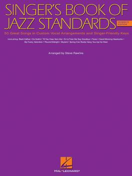 The Singer's Book of Jazz Standards - Women's Edition (Women's Edition (HL-00740208)