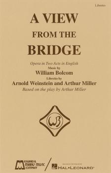 A View from the Bridge - Libretto: Opera in Two Acts in English (HL-00740212)
