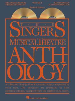 The Singer's Musical Theatre Anthology - Volume 1, Revised: Baritone/B (HL-00740236)