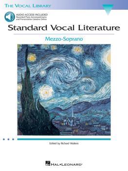 Standard Vocal Literature - An Introduction to Repertoire (Mezzo-Sopra (HL-00740273)