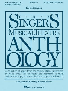 The Singer's Musical Theatre Anthology - Volume 2, Revised: Mezzo-Sopr (HL-00747031)