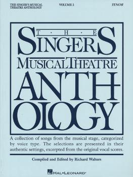 The Singer's Musical Theatre Anthology - Volume 2 (Tenor Book Only) (HL-00747032)