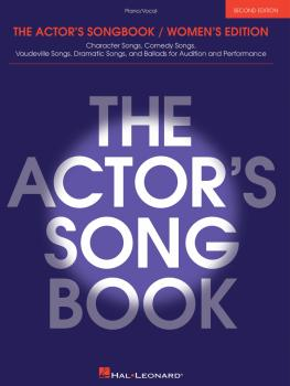 The Actor's Songbook - Second Edition (Women's Edition) (HL-00747035)