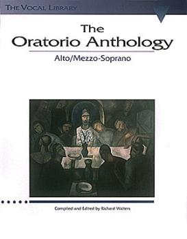 The Oratorio Anthology: The Vocal Library Mezzo-Soprano/Alto (HL-00747059)
